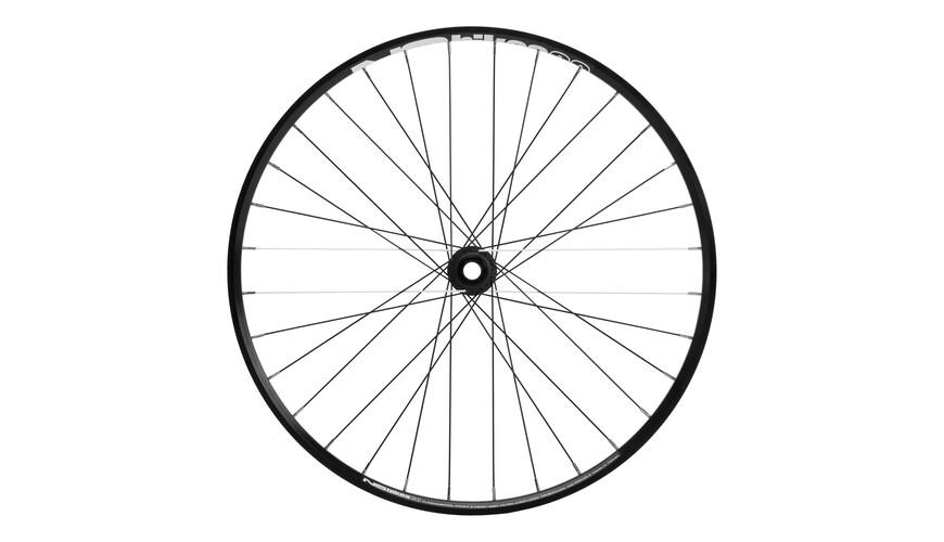 """NS Bikes Fundamental Vorderrad 26"""" schwarz"""